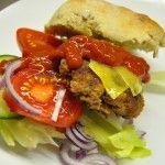 Hamburger oder Cheeseburger - kochschläger