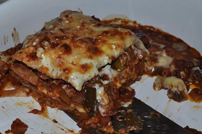 Veggie – Lasagne