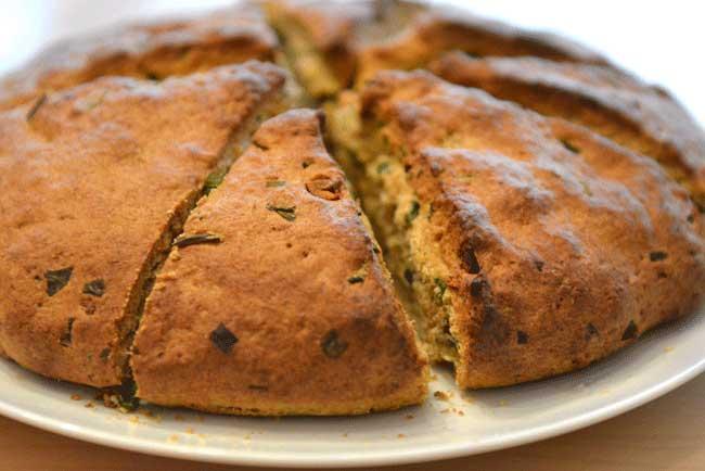 Kräuterscones - kochschläger